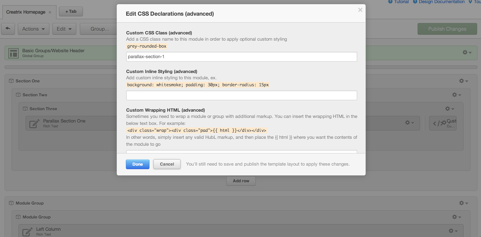 Add CSS Class