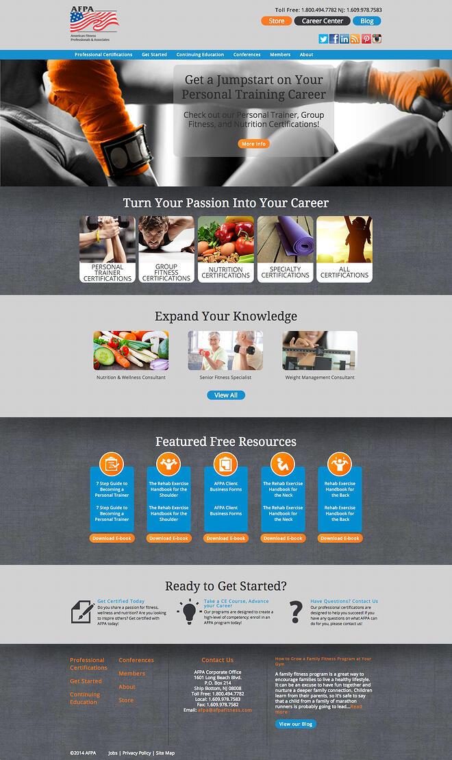 American Fitness Professionals Associates