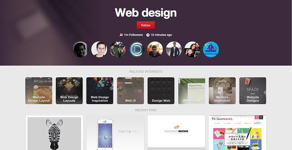 14 of the Best Sources for Creative Web Design Inspiration