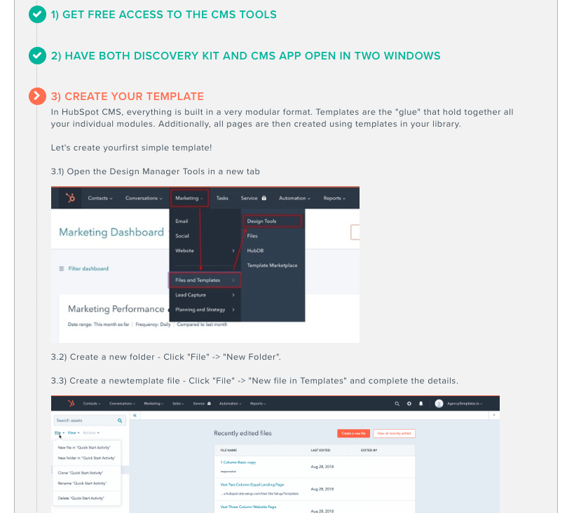 How to get started coding on HubSpot CMS