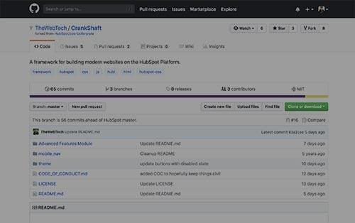 HubSpot CMS Open Source Projects