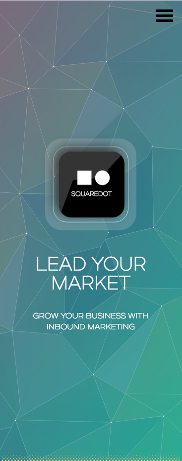 Squaredot Mobile Website