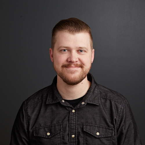 Jason James - Creative Director