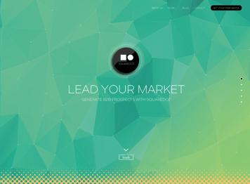 Squaredot Tablet Website