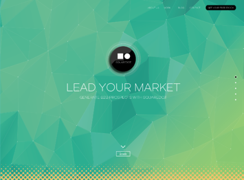 Squaredot Tablet Website