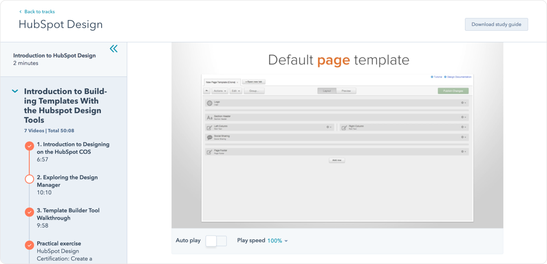Were Sunsetting The Hubspot Design Certification Heres Why